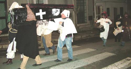 Morte di Carnevale