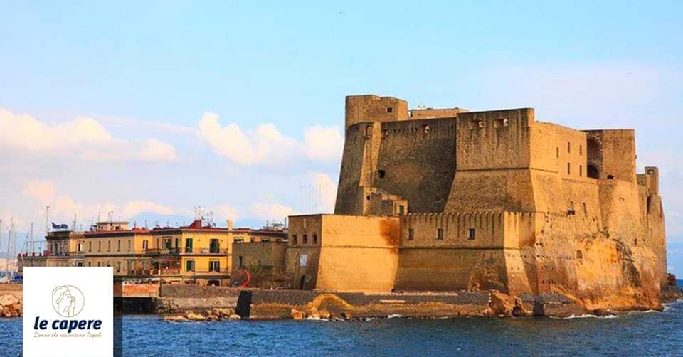 Napoli momumentale: Da Castel dell'Ovo al Maschio Angioino