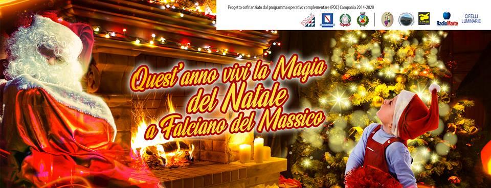 Natale a Falciano del Massico