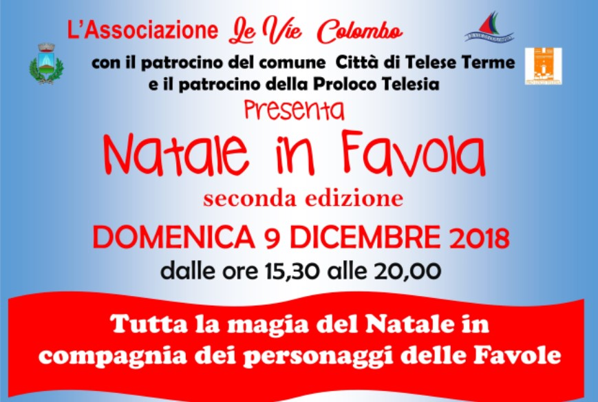 Natale in Favola a Telese Terme
