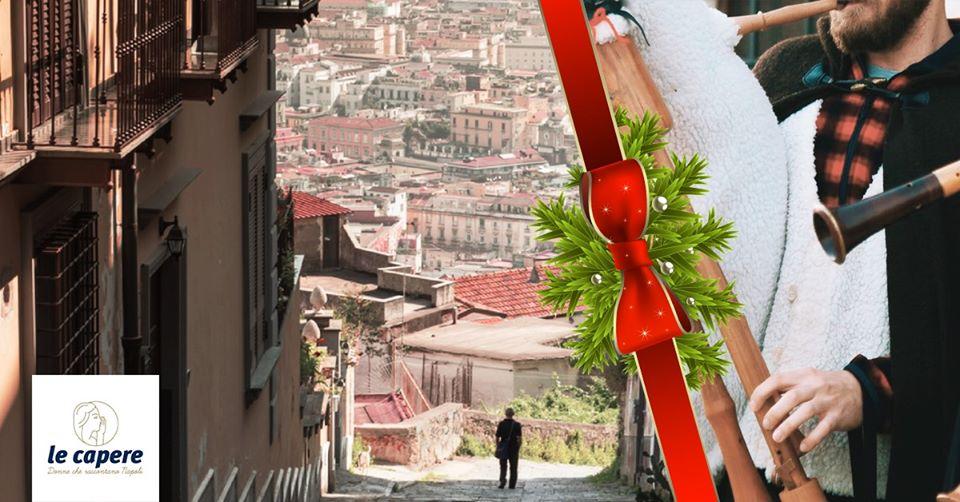 Natale napoletano tra presepi e canti popolari