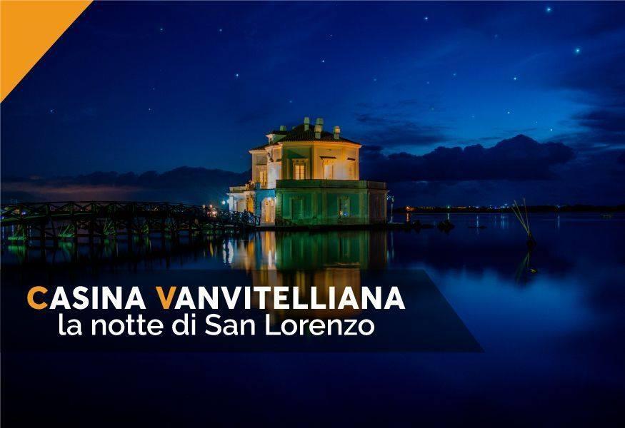 Notte di San Lorenzo alla Casina Vanvitelliana