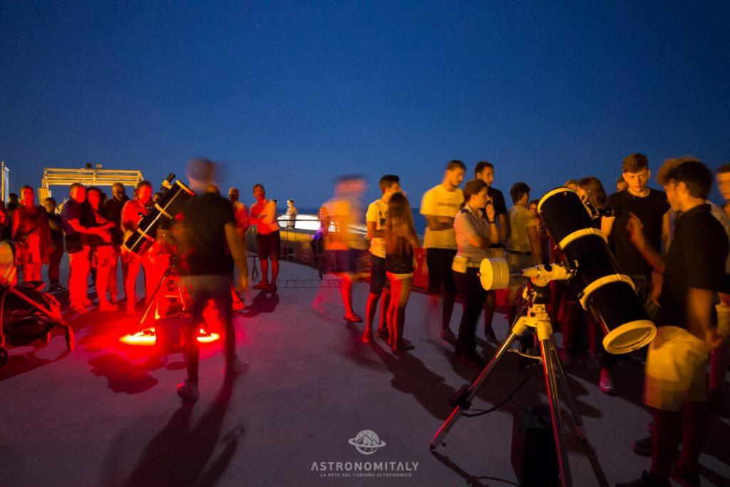 Sotto le Stelle del Cilento ad Acciaroli | Sabato 18 Agosto 2018 Molo di Acciaroli