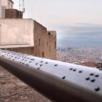 Opera in braille Castel Sant'Elmo