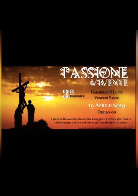 Passione Vivente di Cristo