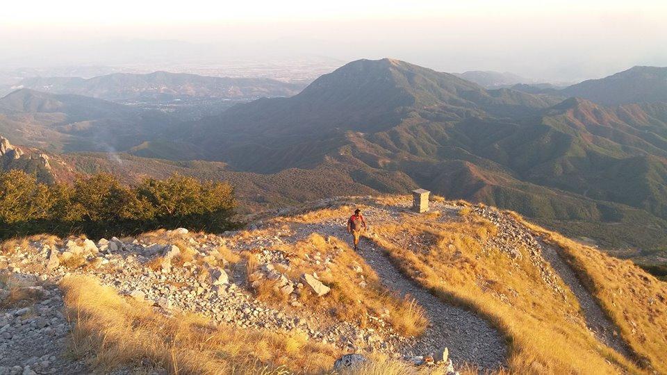 Pizzo San Michele: un trekking tra faggete e rocce calcaree
