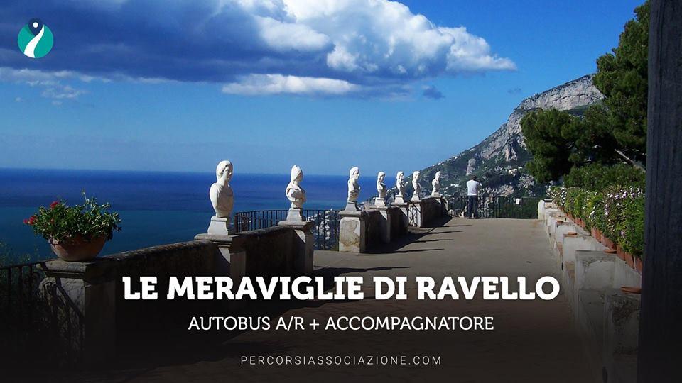 Portami in Costiera, le meraviglie di Ravello