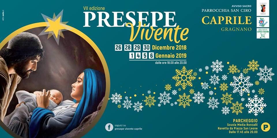 Presepe Vivente Caprile