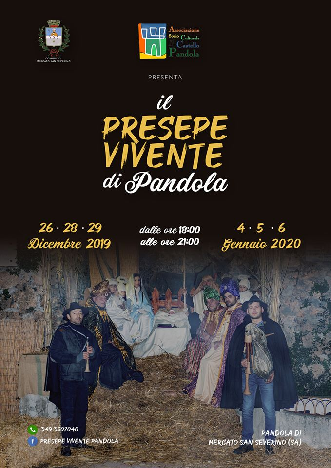 Presepe Vivente Pandola