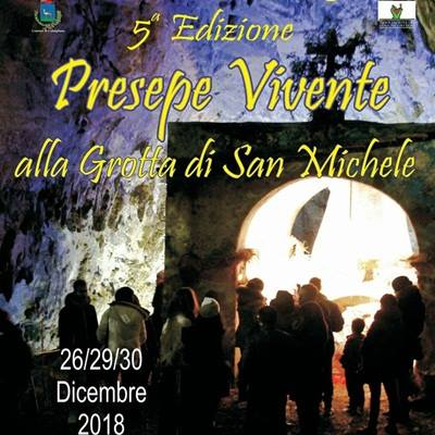 Presepe Vivente alla Grotta di San Michele