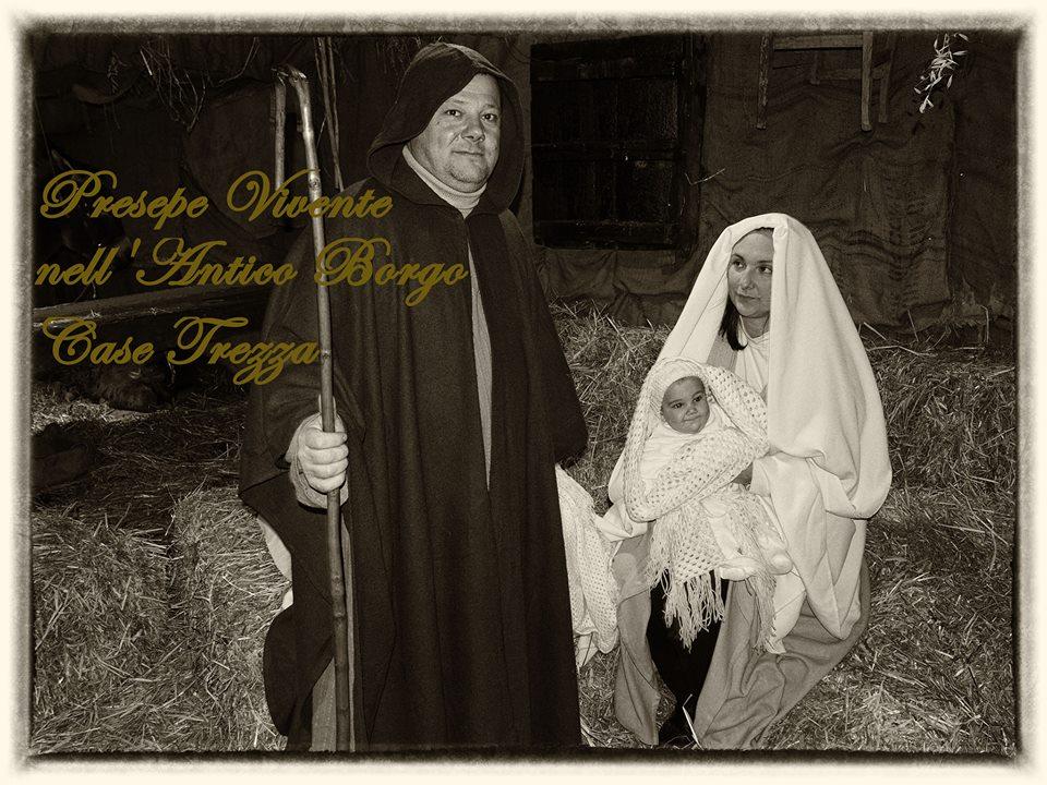 Presepe Vivente nell'Antico Borgo Case Trezza di Cava de' Tirreni -