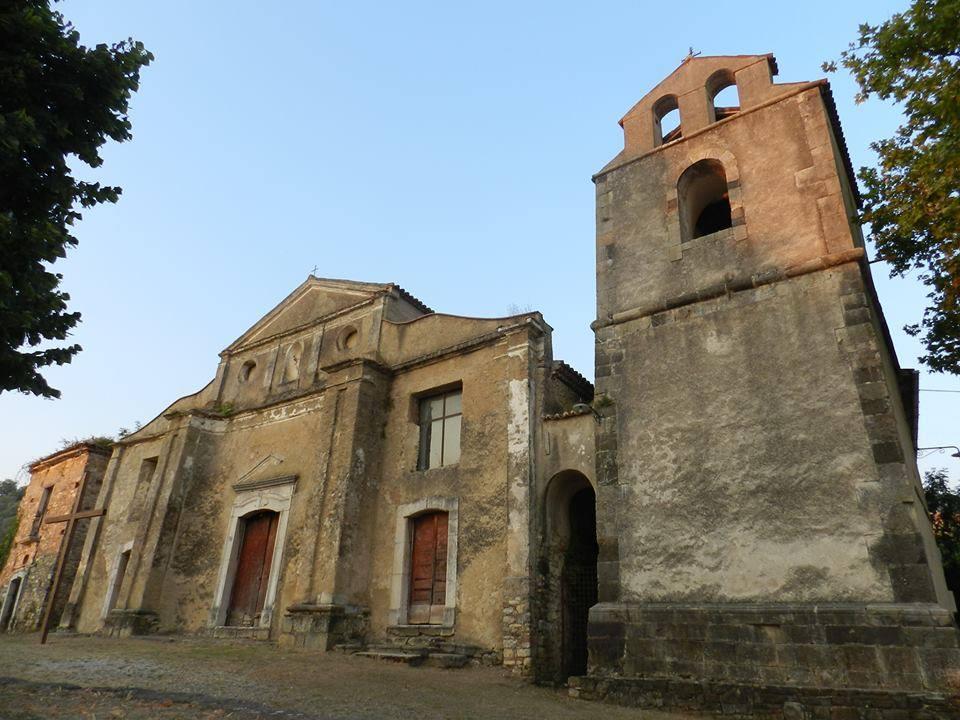 Roscigno Vecchia - Chiesa di San Nicola Di Bari