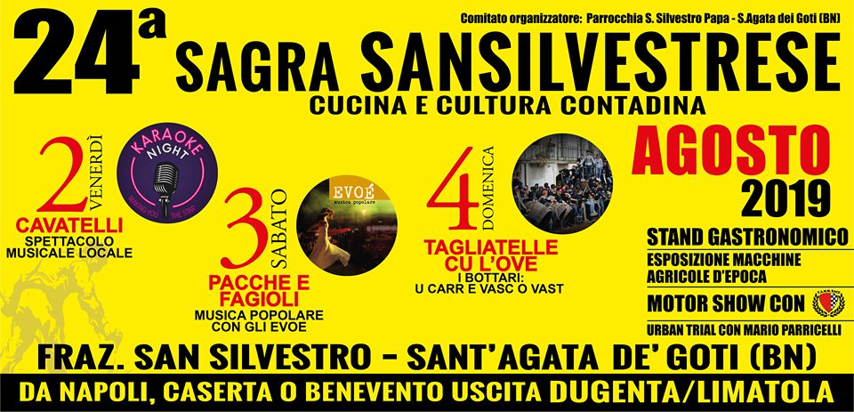 Sagra San Silvestrese