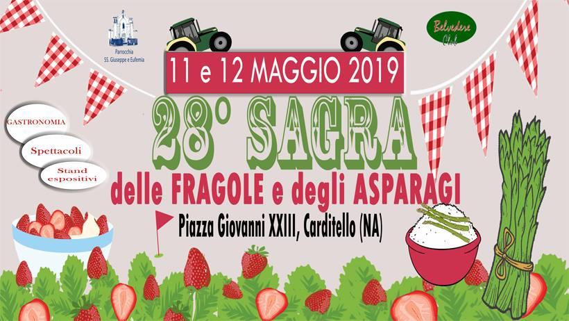 Sagra delle fragole e dell'Asparago