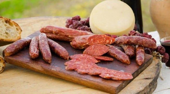 Salsiccia Rossa Castelpoto