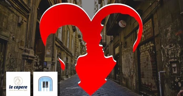 San Valentino: storie d'amore al centro storico con pizza
