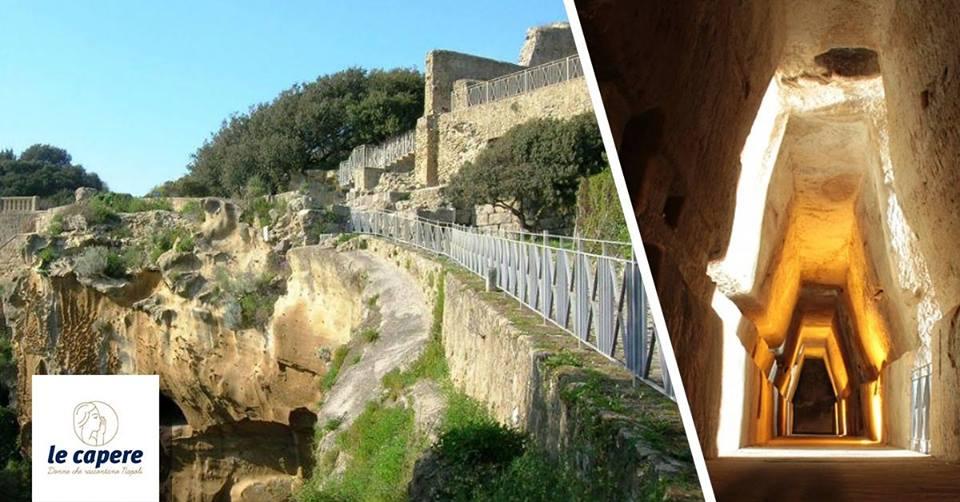 Scavi archeologici di Cuma tra storia, mito e divinazioni