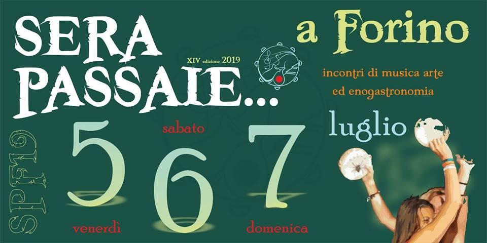 Sera Passaie a Forino 2019