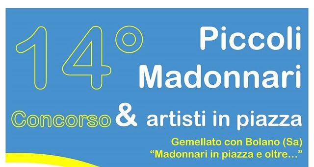 Striano Piccoli Madonnari e Artisti in piazza