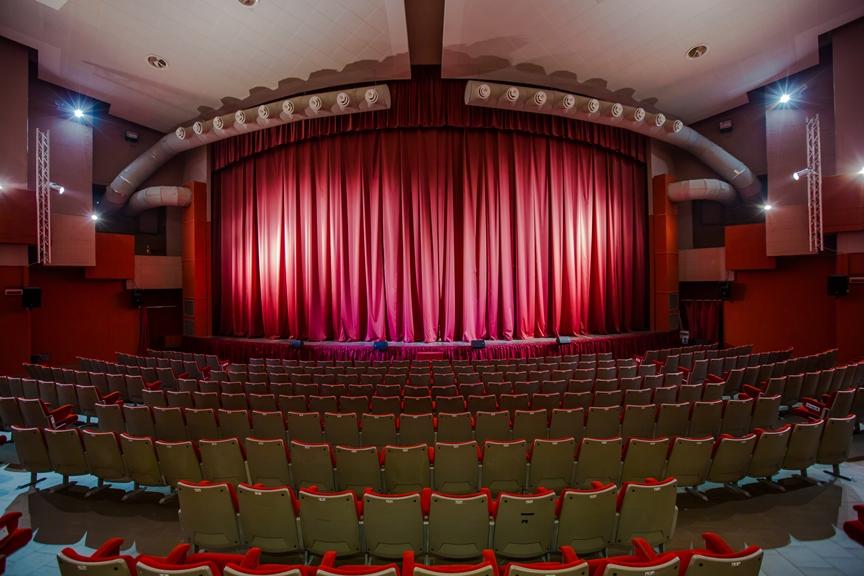 Teatro Lendi sala