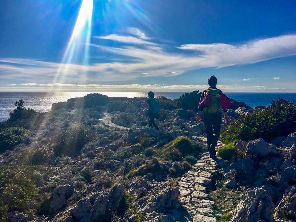 Trekking a Capri - Il Sentiero dei Fortini