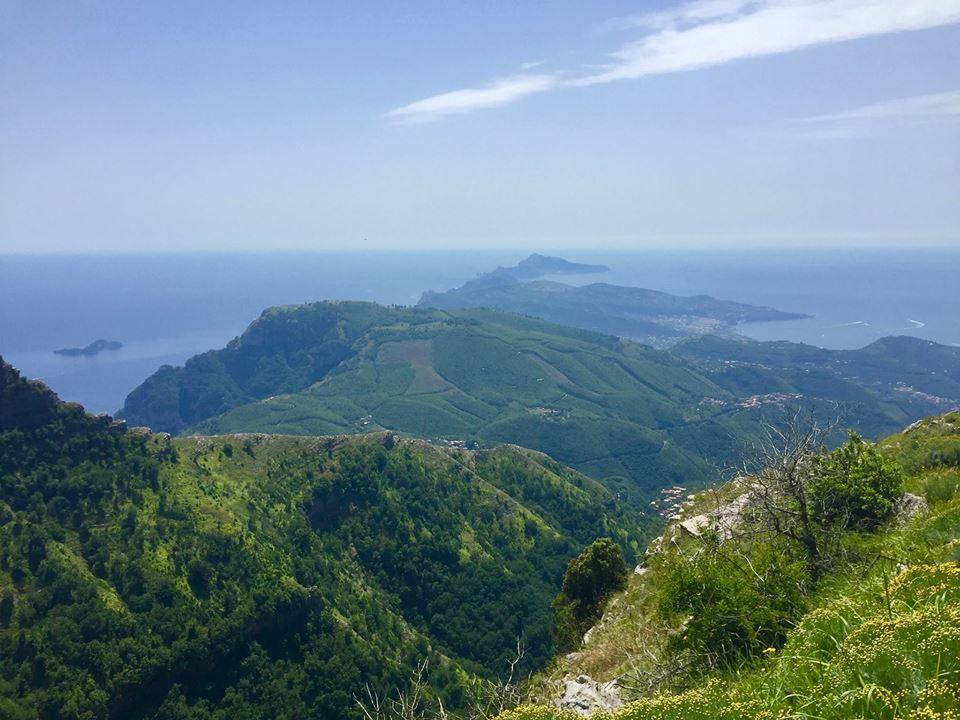 Trekking e sapori: weekend sui Monti Lattari