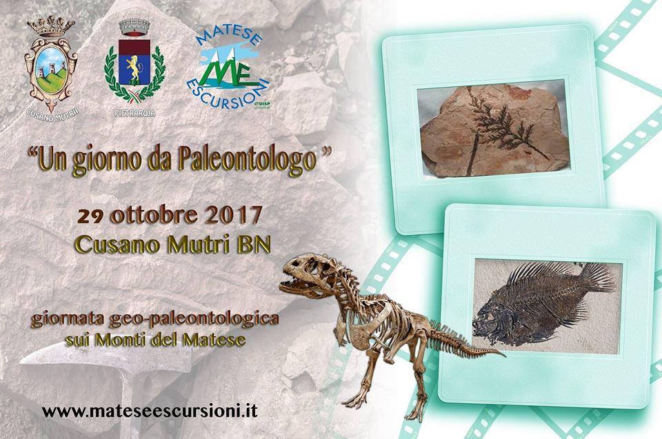 Un giorno da Paleontologo a Cusano Mutri