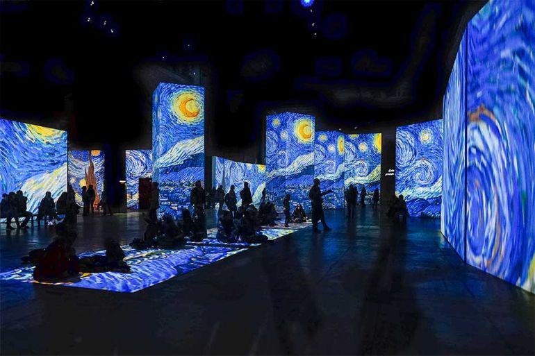"""Van Gogh – The Immersive Experience"""