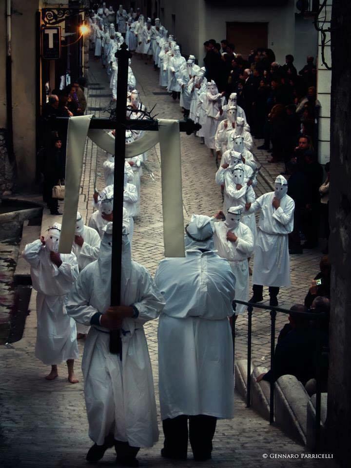 Venerdì Santo di San Lorenzo Maggiore