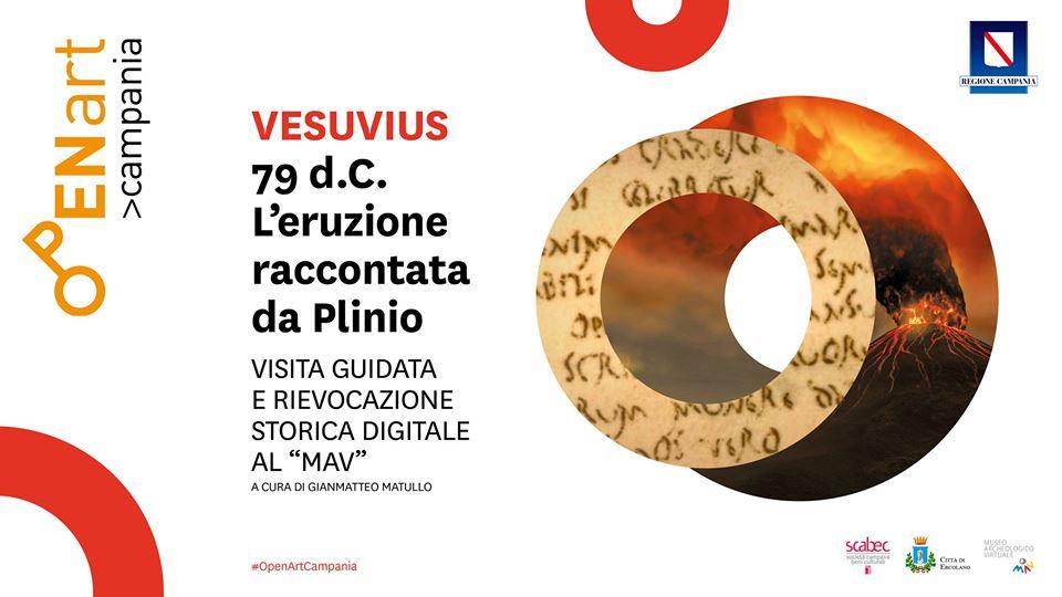 Vesuvius 79 d.C. L'eruzione raccontata da Plinio