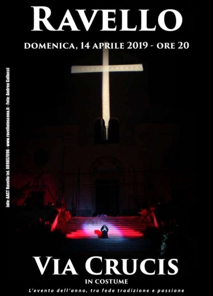 Via Crucis a Ravello