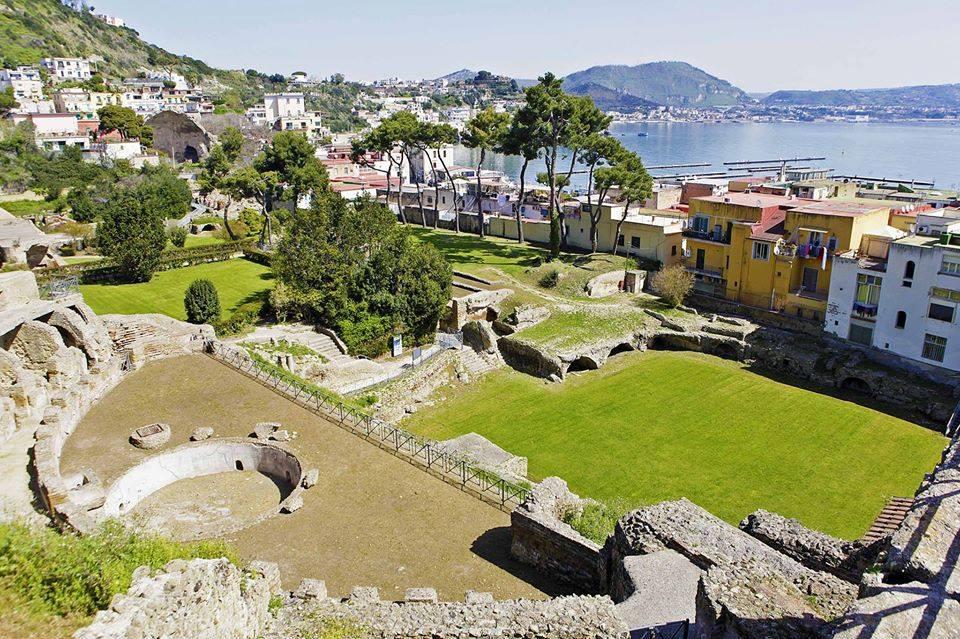 Walking tour Parco Archeologico Terme di Baia