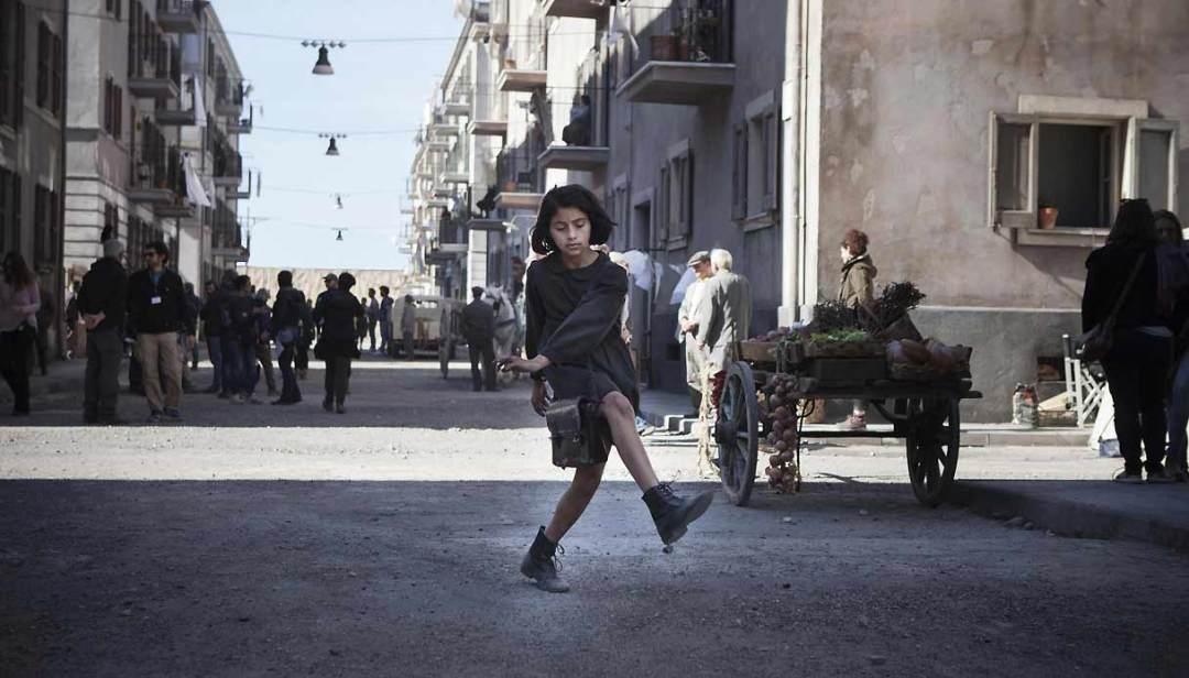 Il rione Luzzatti alla periferia di Napoli