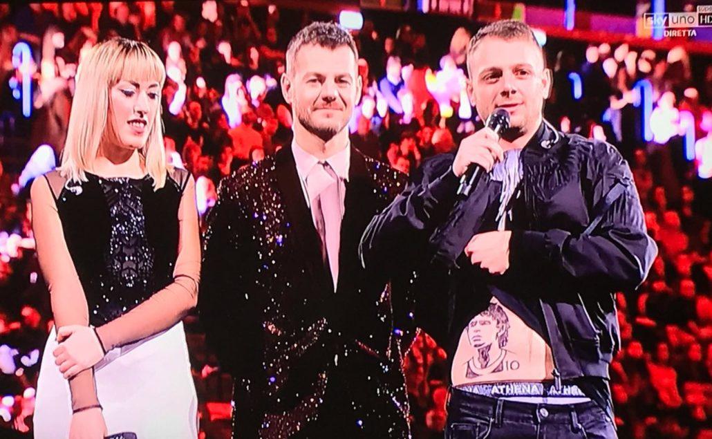 Anastasio vince X Factor. Finale