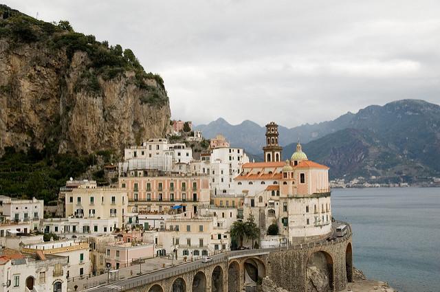 Atrani. Uno dei borghi più belli in Campania sulla Costiera