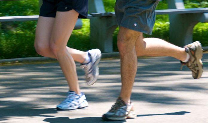 attività motoria jogging