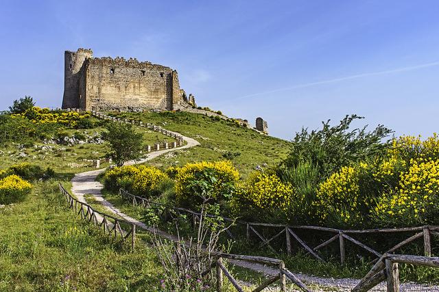 Castello Normanno di Avella