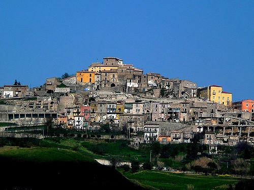 Calitri, Irpinia