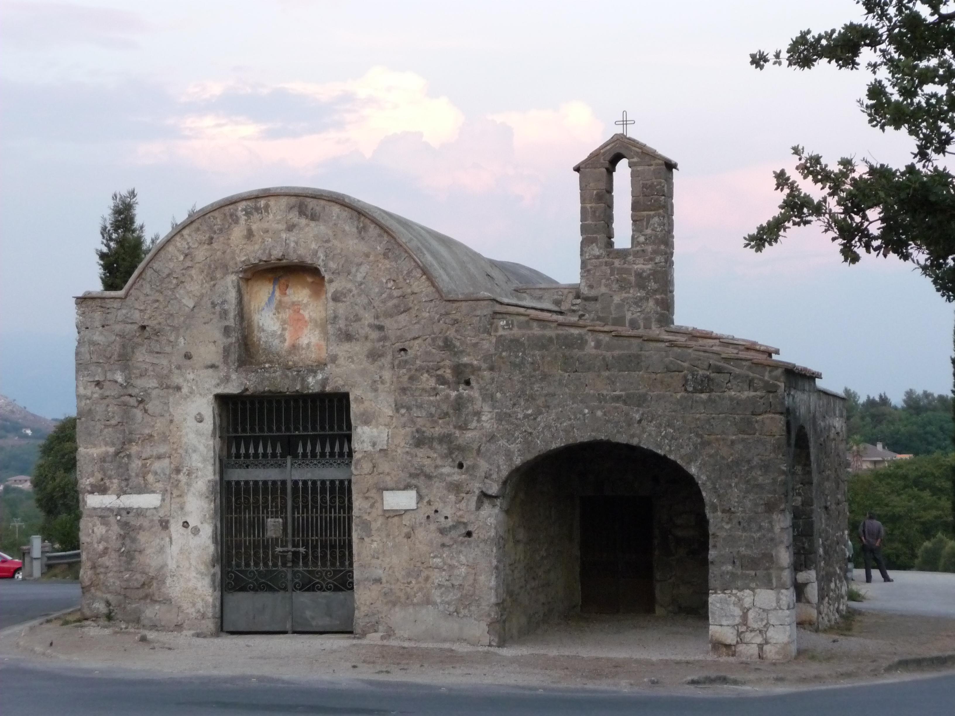 Cappella di San Rocco, Casertavecchia