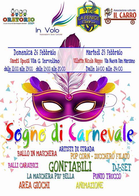 Feste di Carnevale in Campania