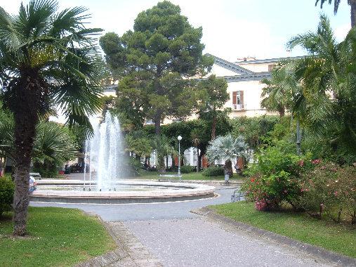 Piazza Vanvitelli, Caserta