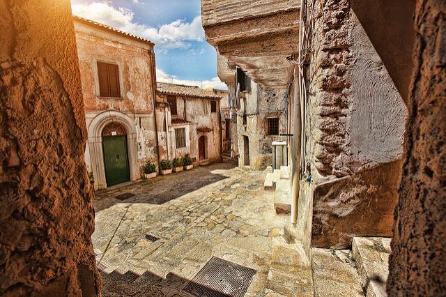 Castellabate borgo più bello d'Italia