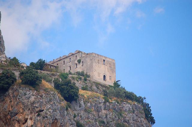 Convento Santa Rosa, Conca dei Marini, dove fu inventata la sfogliatella.