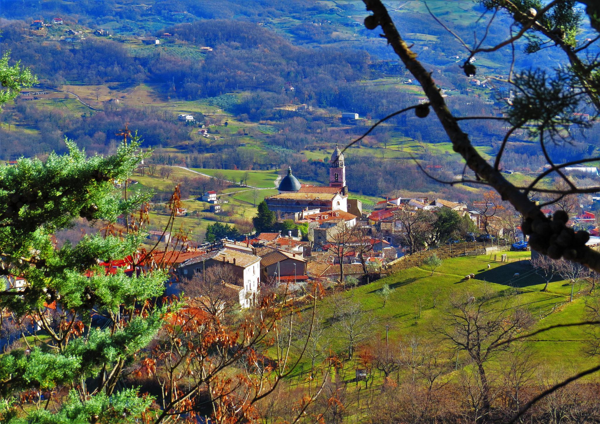 Cusano Mutri in provincia di Benevento