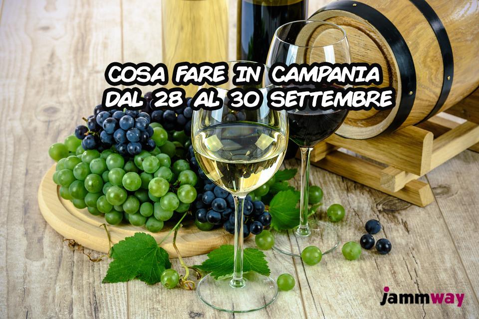 Gli eventi e le sagre in Campania dell'ultimo weekend di Settembre