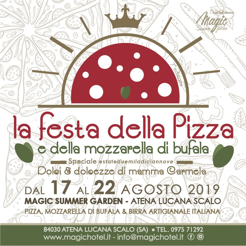festa della pizza e della mozzarella