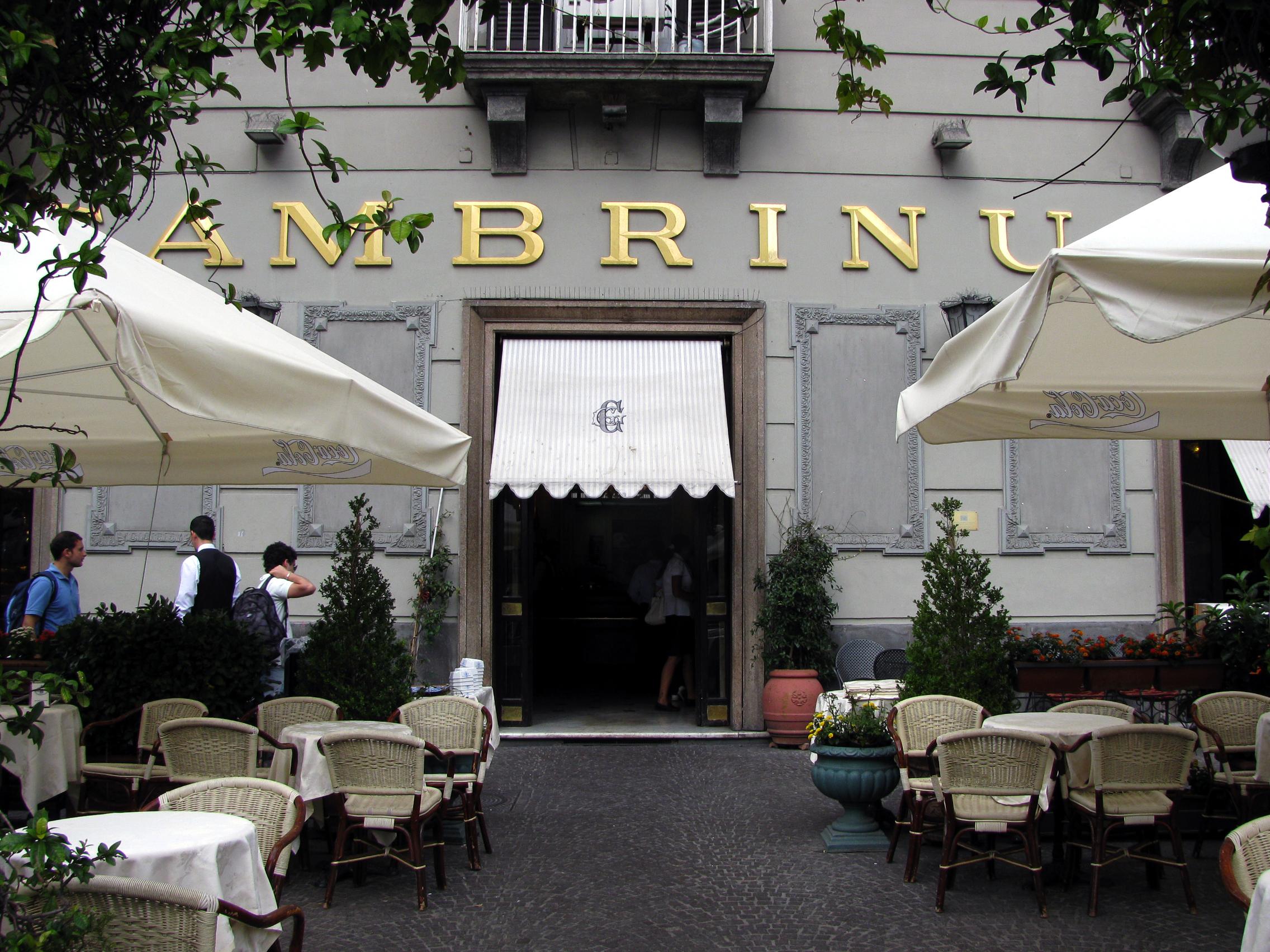 Gambrinus chiude