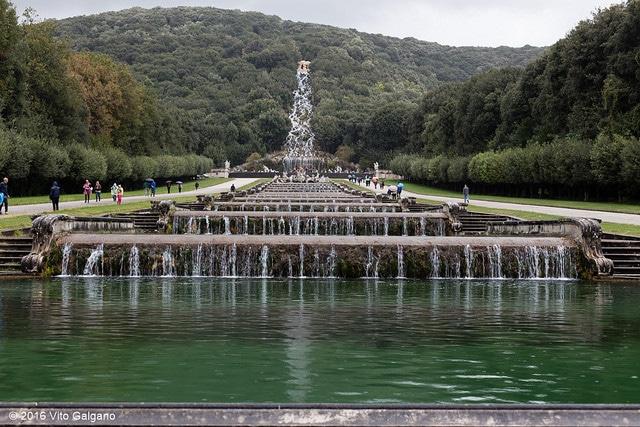 Giardini Reggia di Caserta