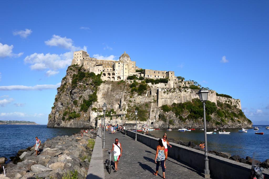 Il Castello Aragonese Ischia