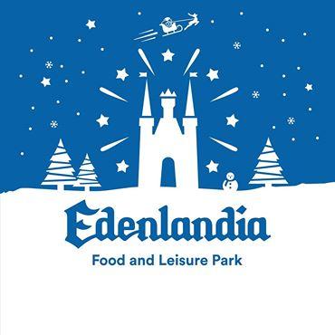 La magia del Natale all' Edenlandia